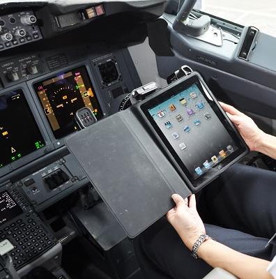 american airlines - pilote - ipad