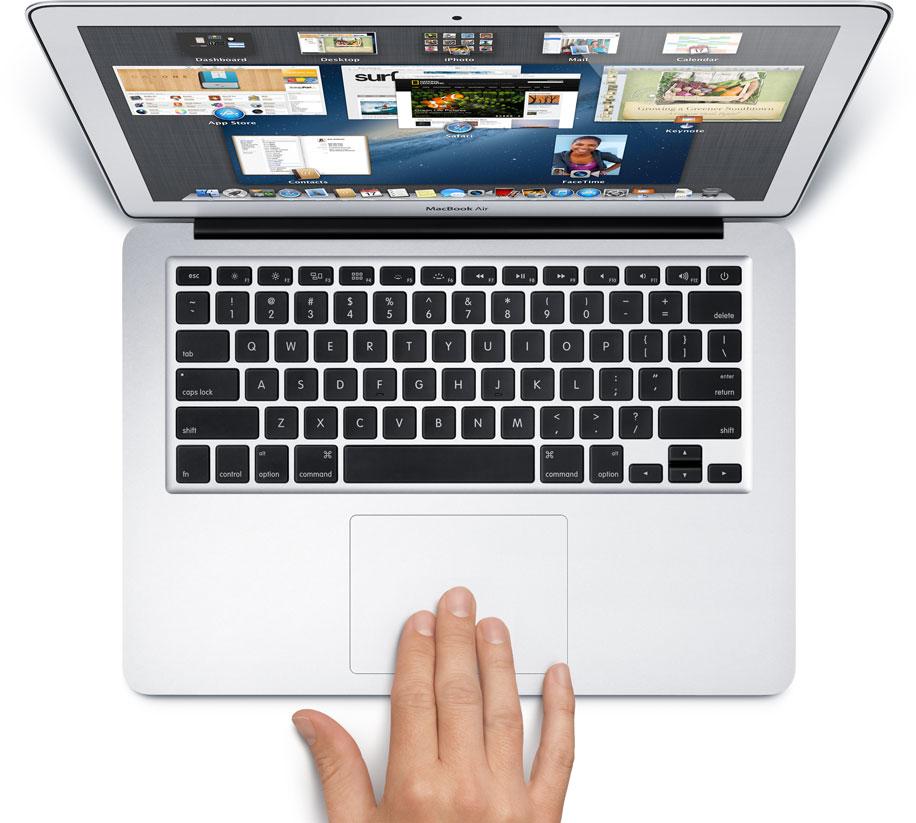 MacBook Air nouvelle génération