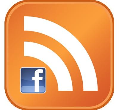 facebook-lecteur RSS