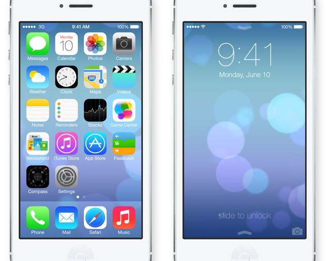 Sécurité IT Apple iOS 7