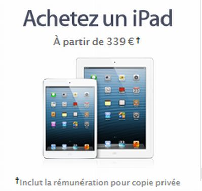 ipad-apple-copie-privee