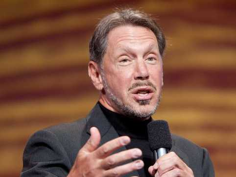 larry-ellison-oracle-contrat avec salesforce