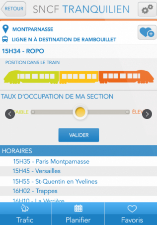 SNCF Tranquilien