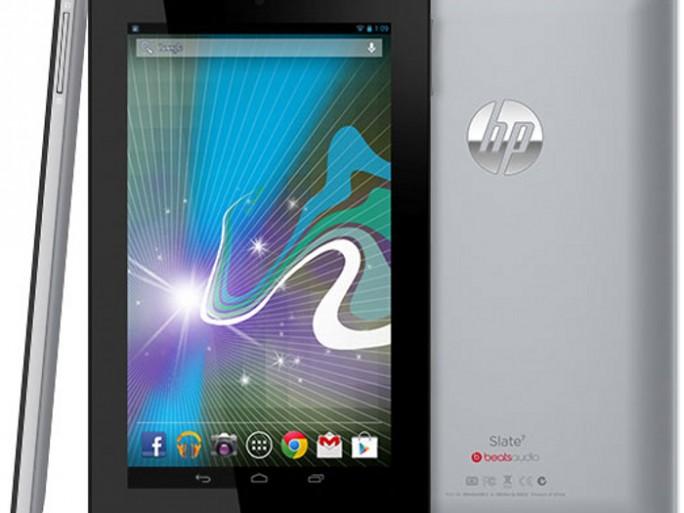 HP Android Slate 7 Slate 21 SlateBook x2