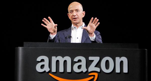 Jeff Bezos, CEO Amazon (DR)