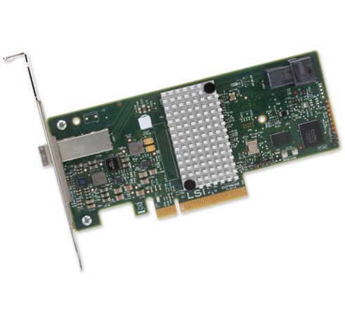 LSI cartes stockage SAS 3.0 12 Gb/s