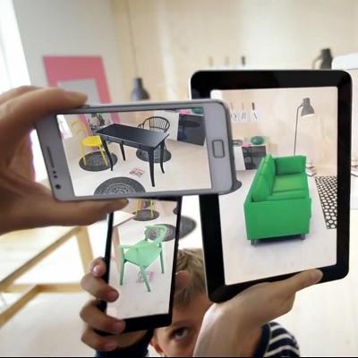 ikea-mobilier-application-réalité-augmentée