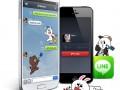 Line-application-messagerie-smartphone-france