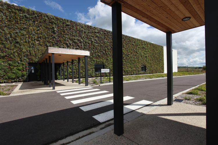 data center orange adepte du free cooling en normandie. Black Bedroom Furniture Sets. Home Design Ideas