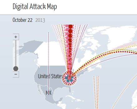 digital-attack-map-arbour-networks-google-ddos