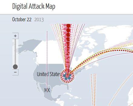 digital-attack-map-arbour-networks-google-ddos