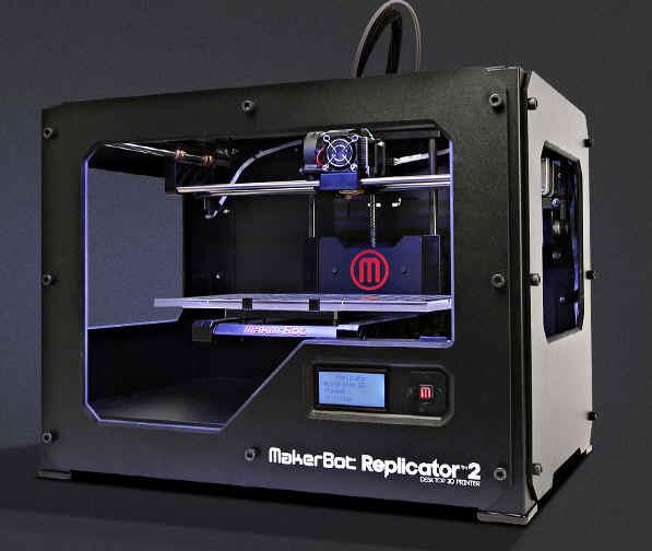 makerbot imprimante 3D