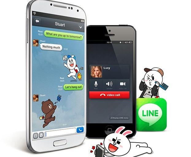 line-messagerie-instantanee