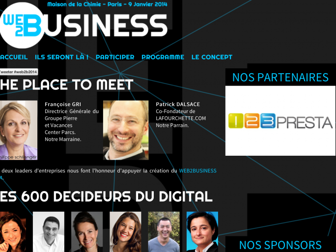 Web2Business 2014