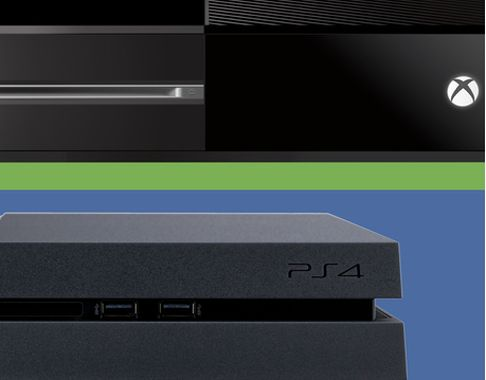 black-friday-xbox-one-microsoft-vs-ps4-sony