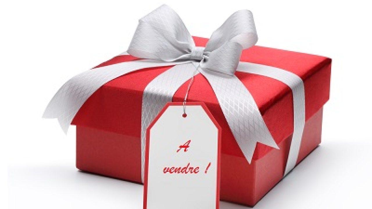 E commerce : 57% des français prêts à revendre leurs cadeaux de Noël