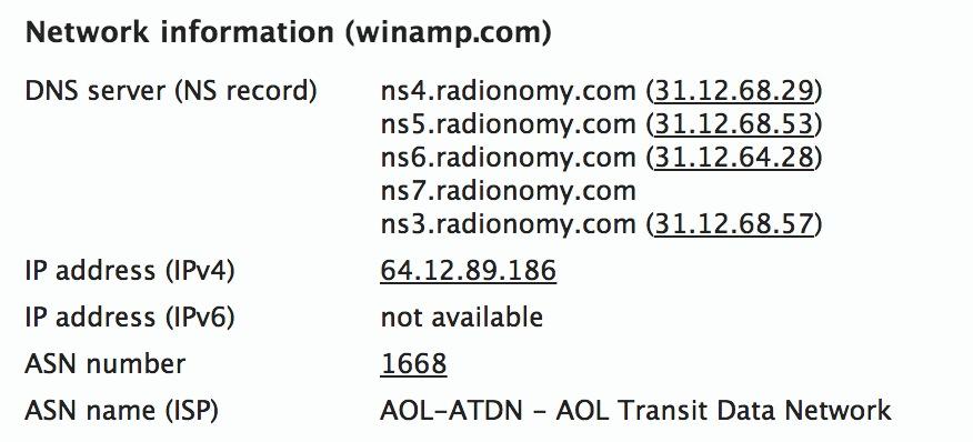 winamp-serveur-aol-radionomy