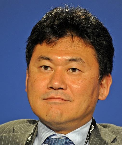 Hiroshi-Mikitani-rakuten-institute-technology-paris