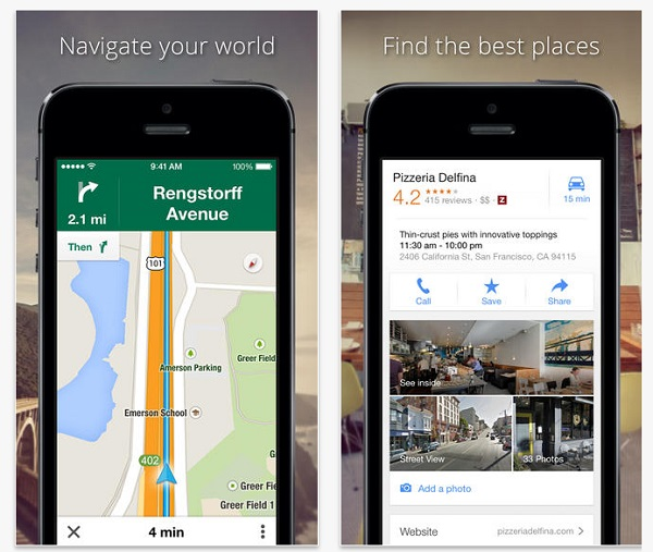google-maps-ios-cartographie-navigation