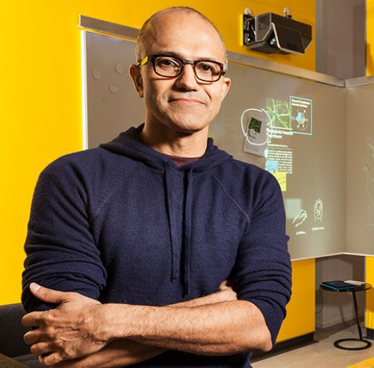 Satya Nadella-microsoft-ceo-Prime-mail-internal