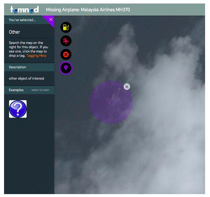 tomnod-digitalglobe-recherche-boeing-malaysia-airlines-disparu
