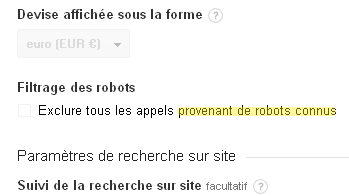 google-analytics-robots