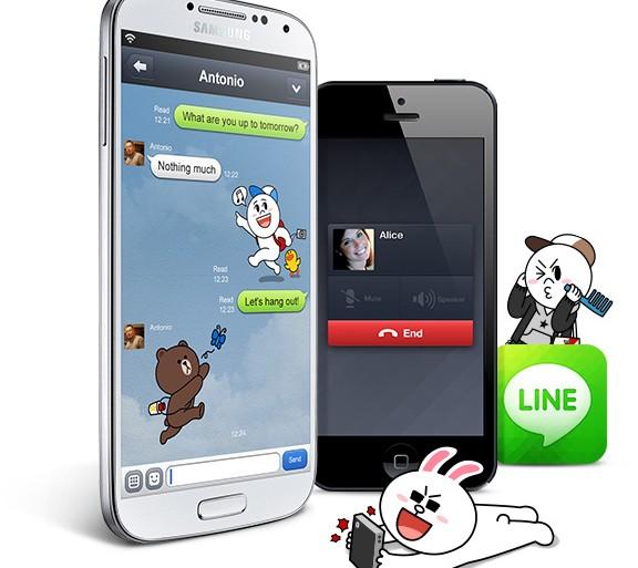 line-ipo-messagerie-instantanee