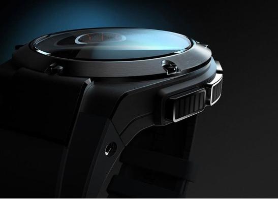 HP-montre connectée
