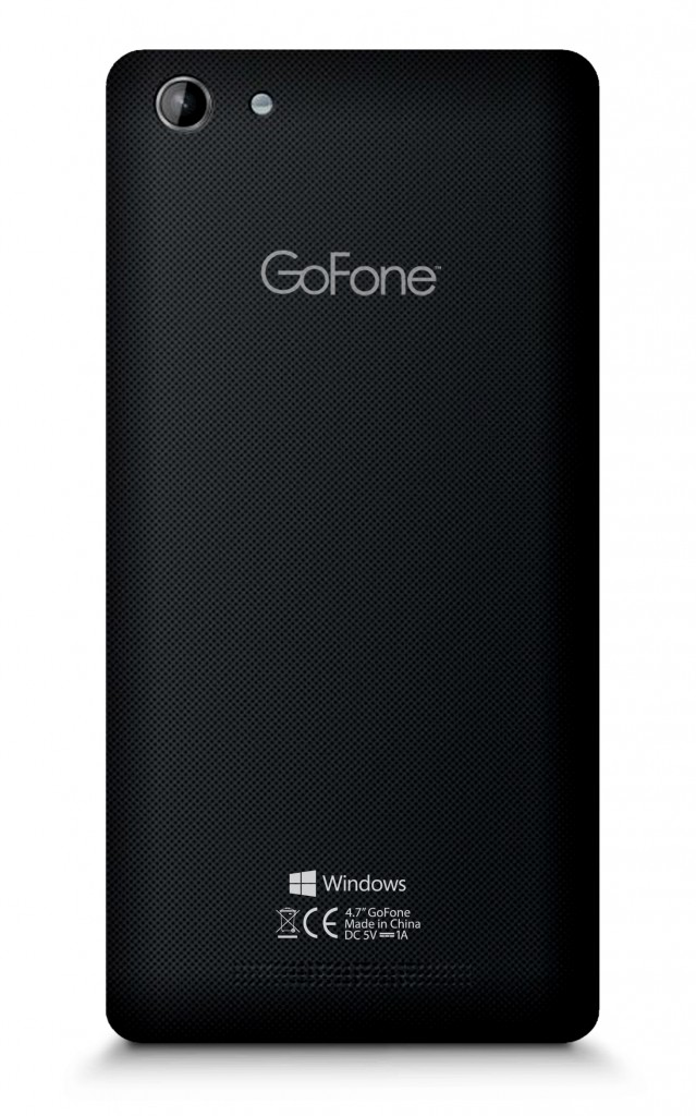 GoFone-GF47W-Windows-Phone-8.1-Smartphone-Rear