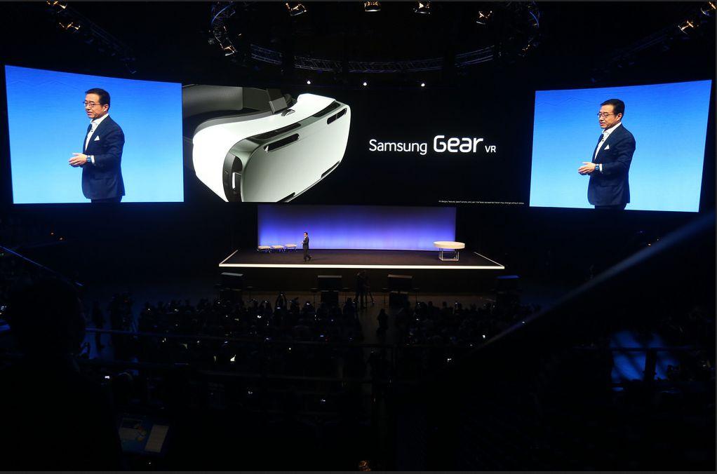 View Samsung Gear VR