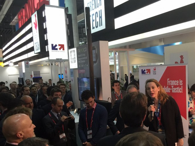 axelle-lemaire-mobile-world-congress-french-tech
