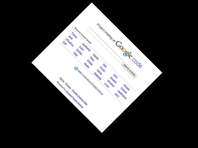google-code-arret