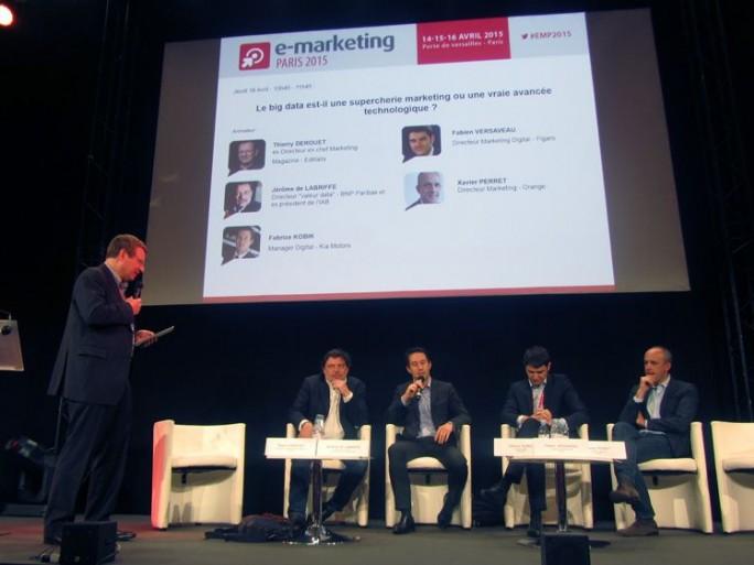 Salon-E-Marketing-Paris-2015-Table-ronde-Big-Data
