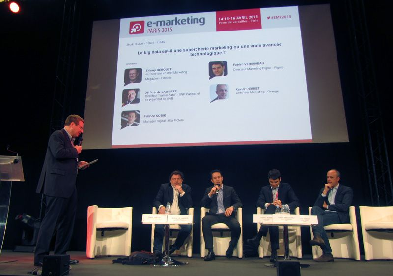 Big data vraie avanc e pour le marketing ou supercherie - Salon emarketing paris ...