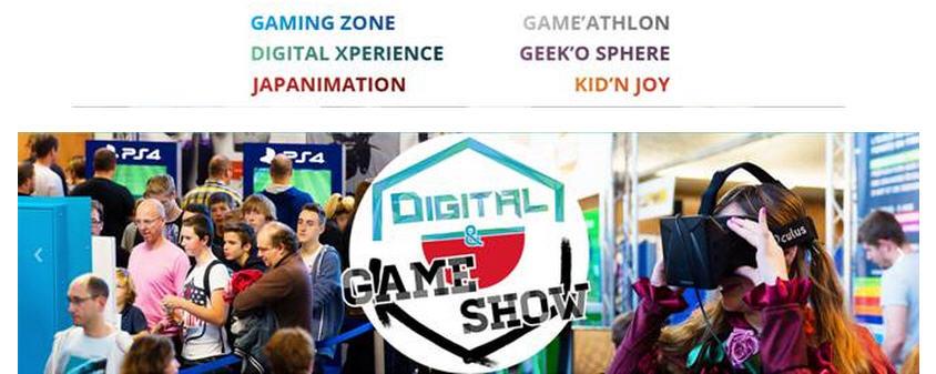 digital GameShow 2015
