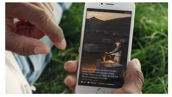 instant articles - facebook