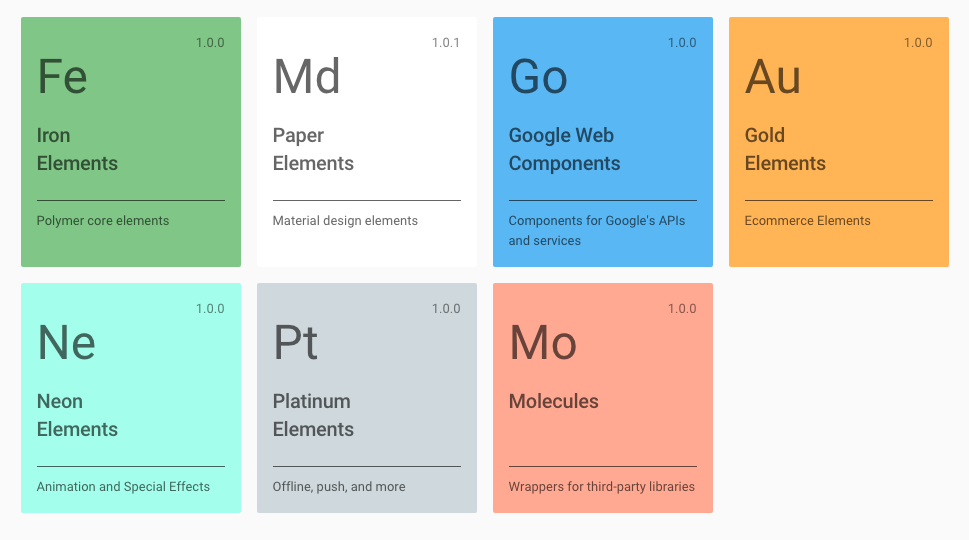 Google_Polymer_Catalogues