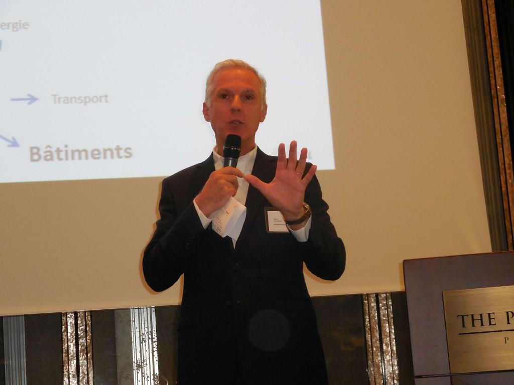 Gilles Schnepp, PDG de Legrand