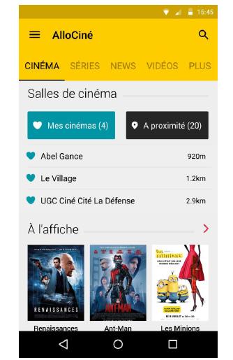allcoine-salles cinema