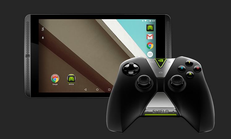 Tablette Shield de Nvidia