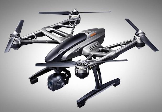 drone w camera