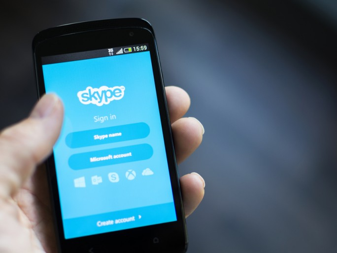 skype-windows 10 mobile