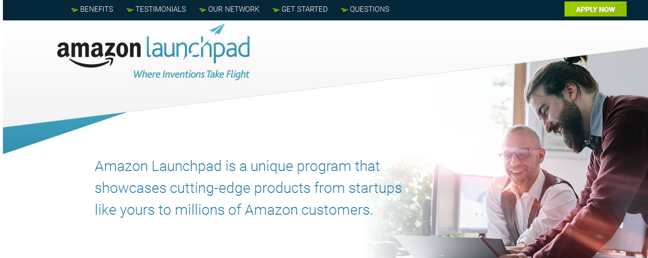 Amazon Launchpad UK