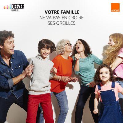 deezer s 39 arrange en famille avec orange. Black Bedroom Furniture Sets. Home Design Ideas