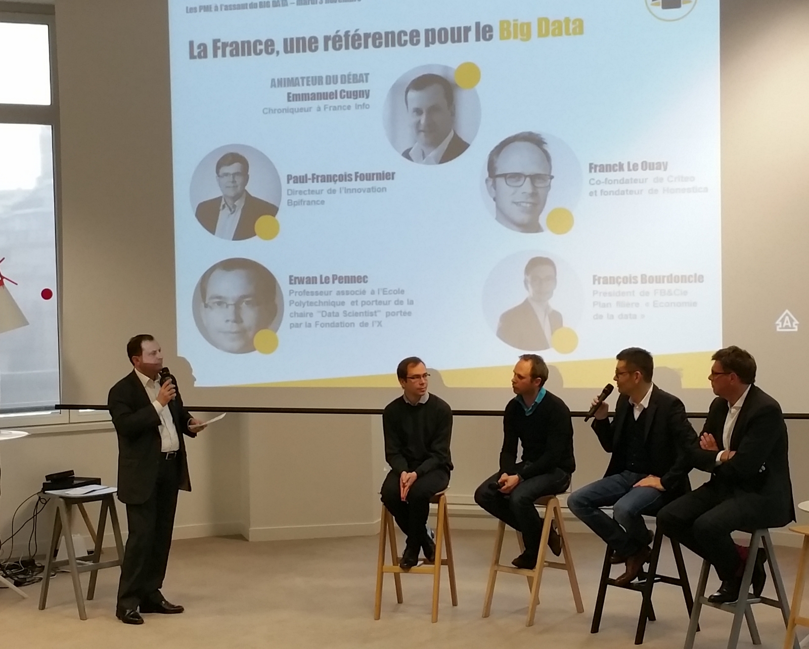 table ronde bpifrance big data