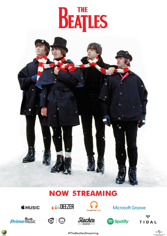 The-Beatles_Streaming
