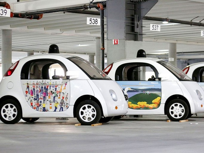 google-self-driving-project