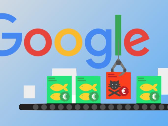 Google fraude pub