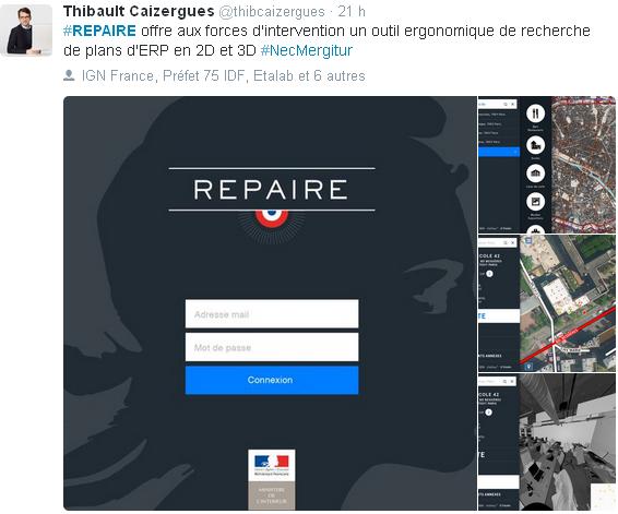 repaire