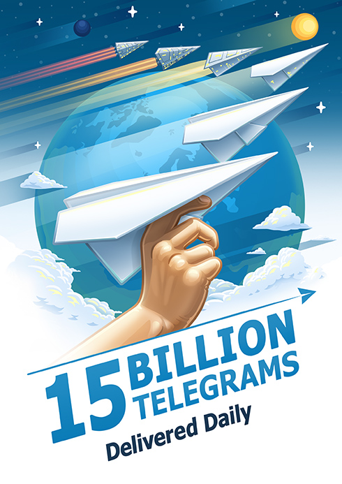 Telegram_15Milliards_par_jour